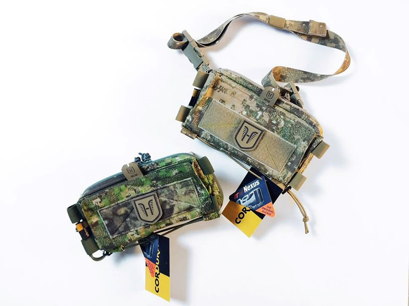 Tactical Gear - Husar System® Cubby Admin Pouches