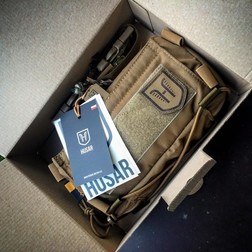 Husar System® Admin Pouch bei TRIPLE ACTION - Tactical Gear for Professionals