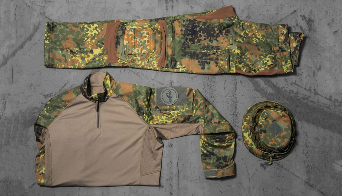 Die Striker XT Kampfbekleidung hat einen neuen Standard im Bereich der taktischen Einsatzbekleidung für spezialisierte Einsatzkräfte gesetzt.