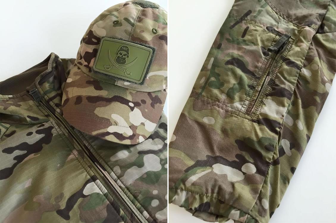 Die UF PRO® Hunter Sweater und Hunter FZ für wechselhafte Witterung!