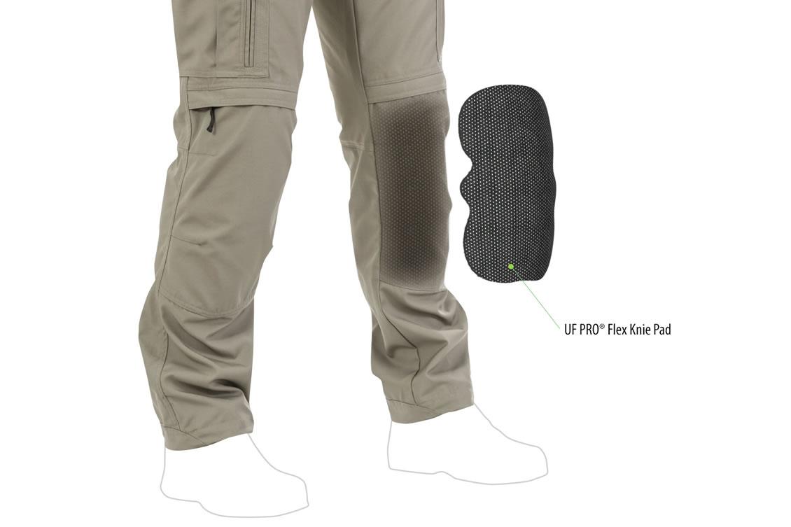 Taktische Einsatzhose UF PRO® P-40 Classic - Knieschutz