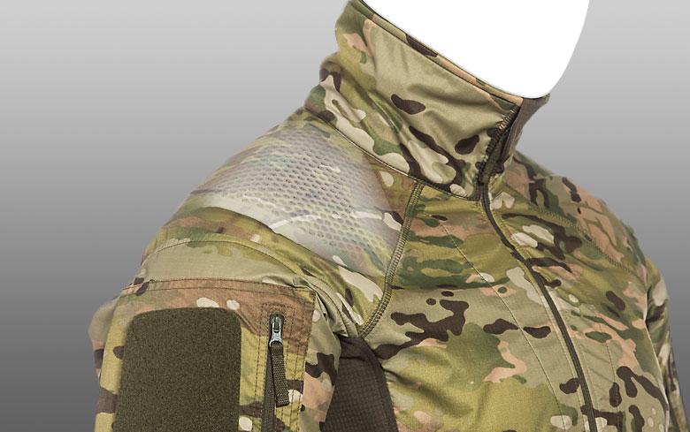 UF PRO® Delta AcE Plus - UF PRO® air/pac® Komfortfunktionen im taktischen Kampfeinsatz