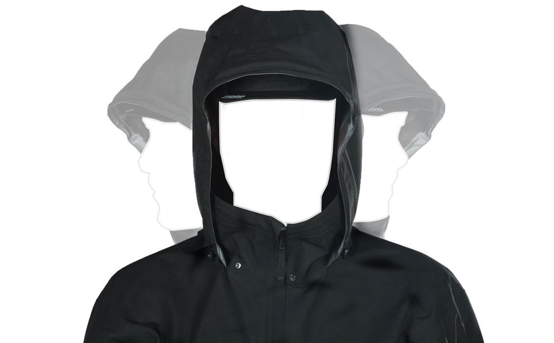 Die Regenschutzjacke UF PRO® Monsoon Gen.2