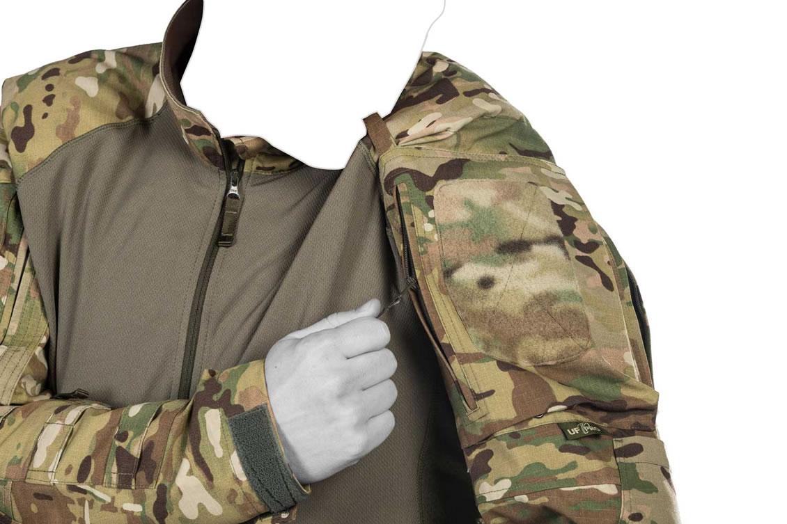 Ärmeltaschenanordnung der taktischen Combat Shrits UFPro® Striker XT Gen.2