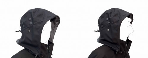 Ohne UF PRO® Hood/Harness