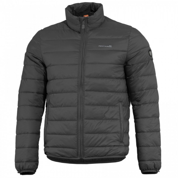 Pentagon Nucleus Liner Jacket Black