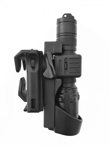 ESP taktische Lampen-Halterung mit Gürtelklammer