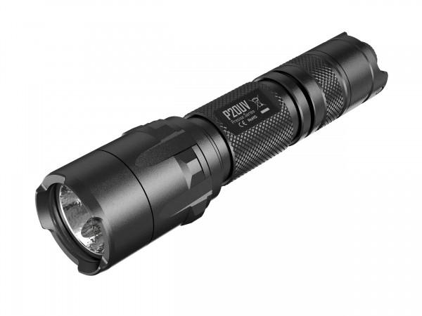 Taktische LED-Taschenlampe NiteCore P20UV