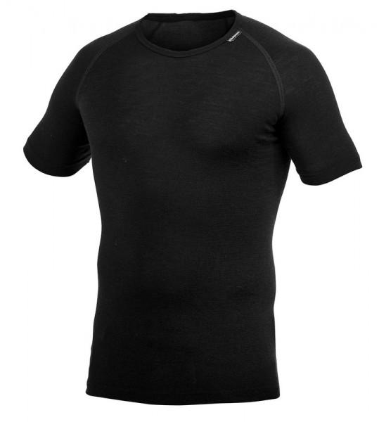 Woolpower Tee Lite T-Shirt schwarz