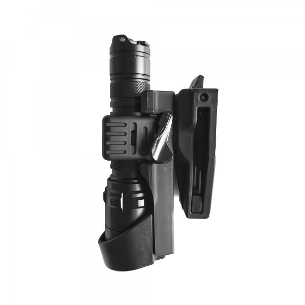 ESP UBC-05 Lampen-Halterung mit Gürtelclip kurz