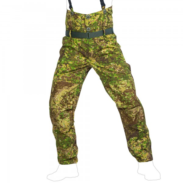 UF PRO® Silent Warrior Scharfschützen Hose GreenZone