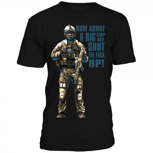 Black Ops Coffee Operator T-Shirt