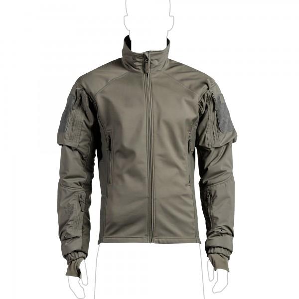 UF PRO® Delta AcE Plus Jacke Gen.2 Steingrau / Oliv
