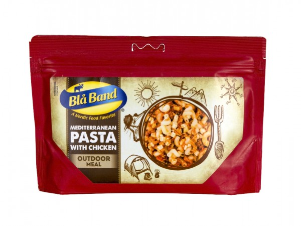 BLÅ BAND Mediterranen Pasta with Chicken