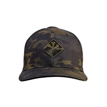 LMSGear Base Cap Multicam Black