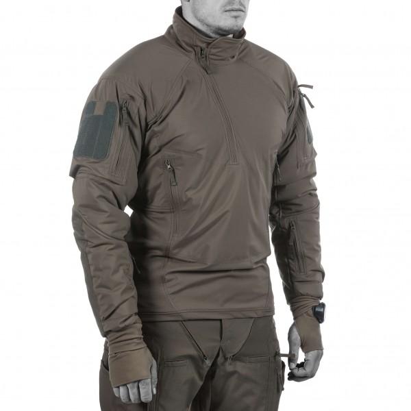 UF PRO AcE Winter Combat Shirt Steingrau-oliv