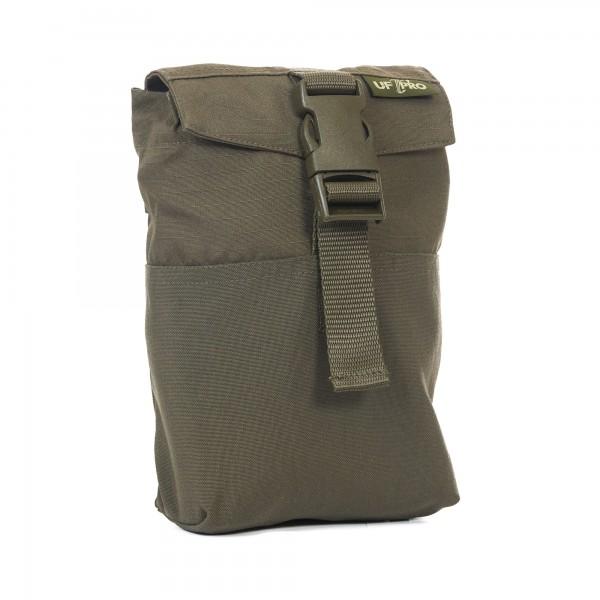 UF PRO® Stealth Side Pouch Steingrau/Oliv