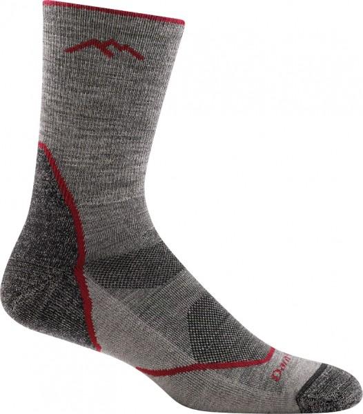 Die Darn Tough Light Hiker Micro Crew Socks Taupe