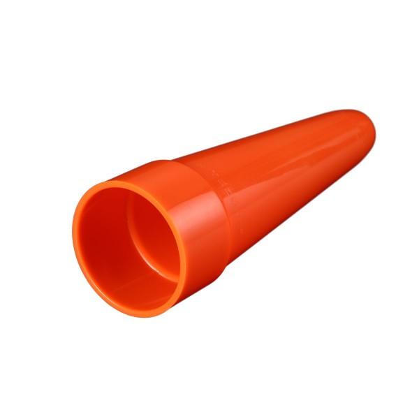 Warnaufsatz rot für alle Nitecore P20 Lampen