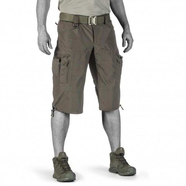 UF PRO® P-40 Tactical Shorts Steingrau/Oliv