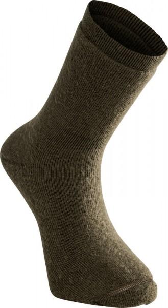 Woolpower Socks 400 Pine Green
