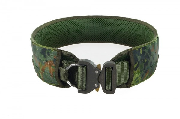 MD-Textil® Battle Belt Leicht - Flecktarn