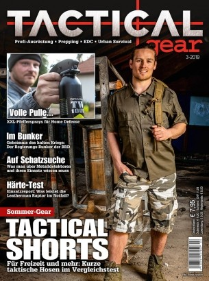 TACTICAL GEAR Ausgabe 3-2019