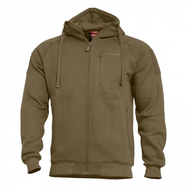 Pentagon Leonidas Tactical Sweater 2.0 Coyote