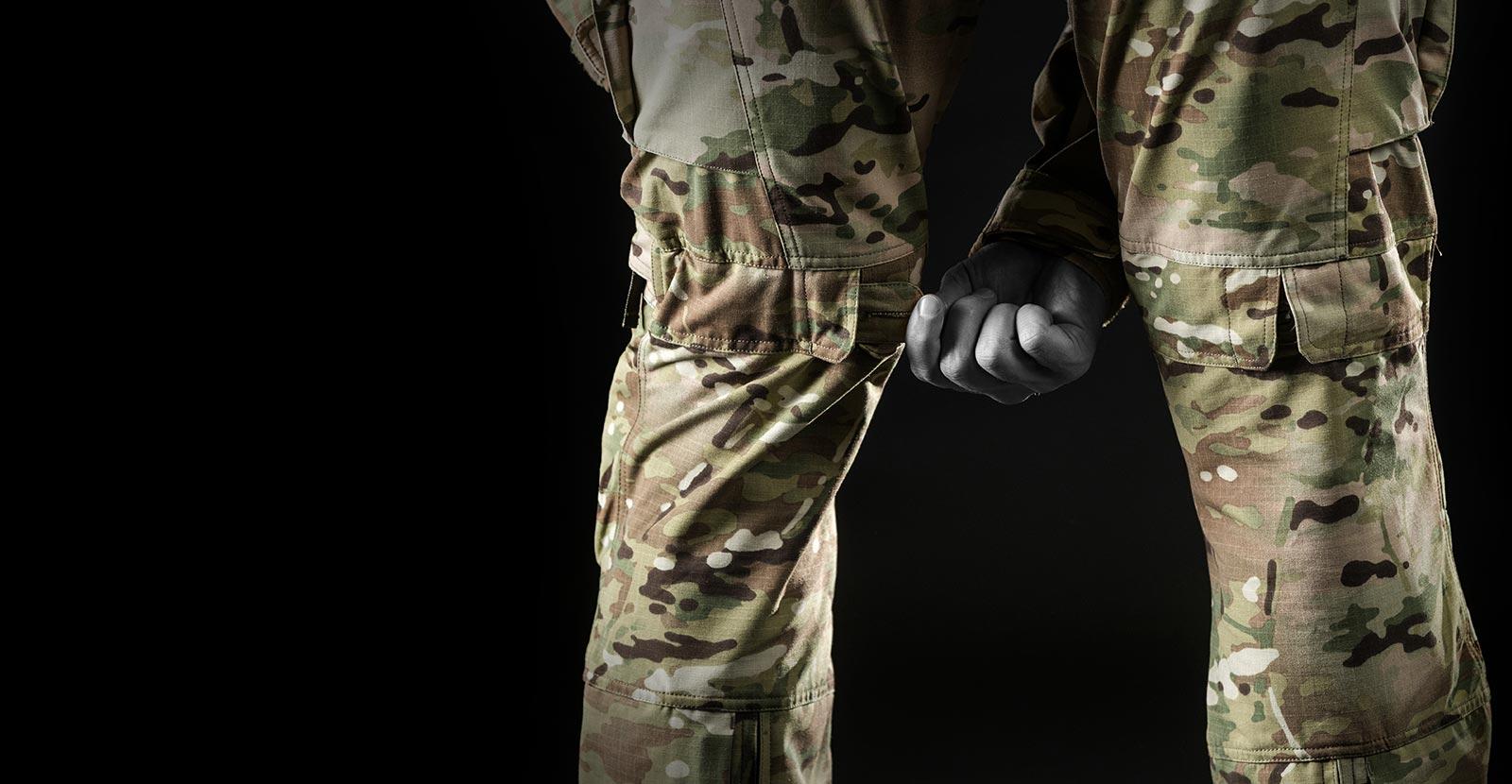 UF PRO Striker X Kampfhose verstellbare Knieweite