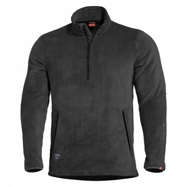 Pentagon Grizzly 1/2 Zip Fleece Sweater schwarz
