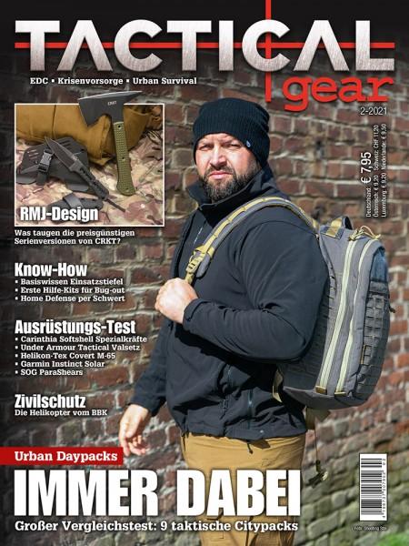 TACTICAL GEAR Ausgabe 2-2021