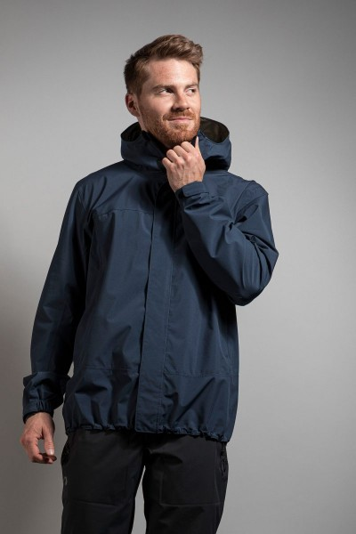 Tatonka Hempton Jacket Regenjacke Navy Blue