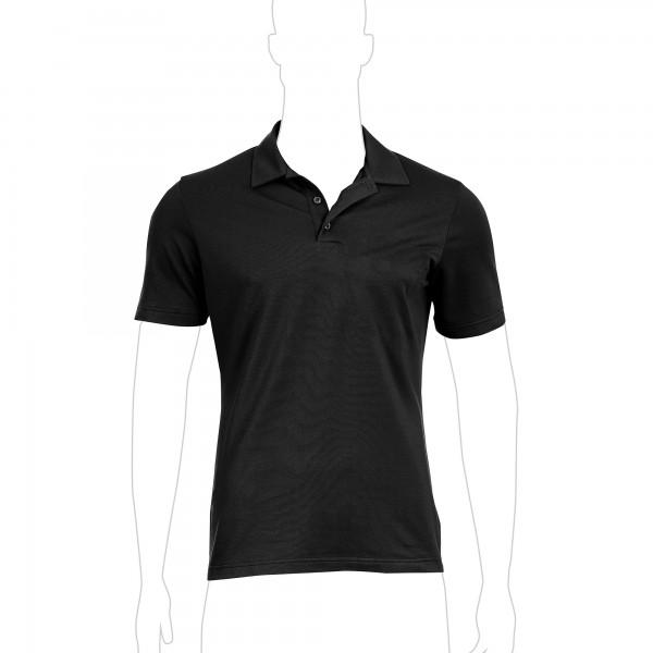 UF PRO® Urban Polo Shirt Schwarz