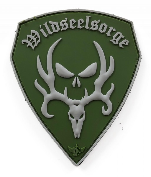 Black Defence Wildseelsorge 2.0 Patch grün