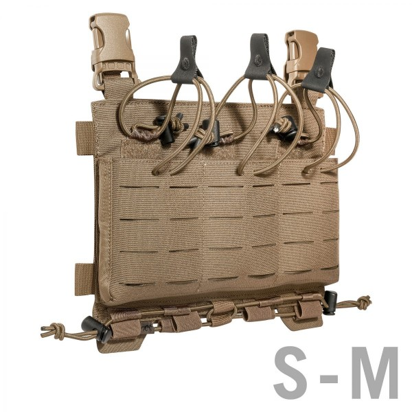 Tasmanian Tiger Carrier Mag Panel LC M4 Coyote-brown