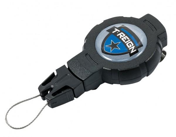 T-Reign Gear Ausrüstungshalter Black Medium Clip