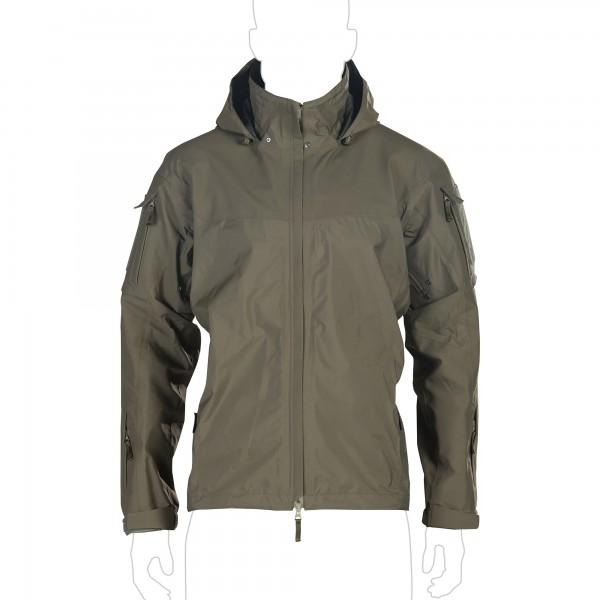 UF PRO® Monsoon Rain Shirt Steingrau/Oliv