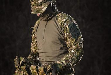 UF PRO Striker XT Combat Shirt CONCAMO