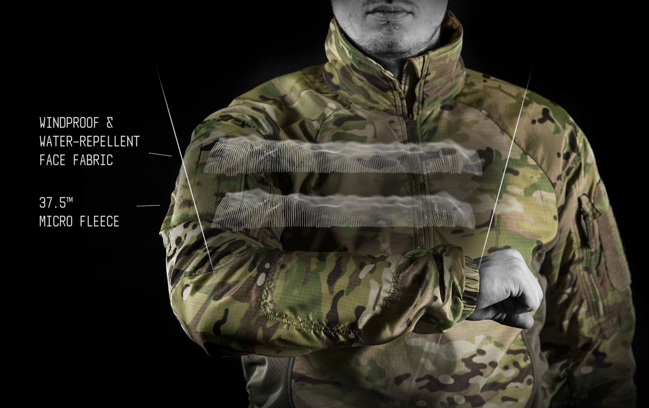 Hunter Tactical Sweater Gen.2 Layer