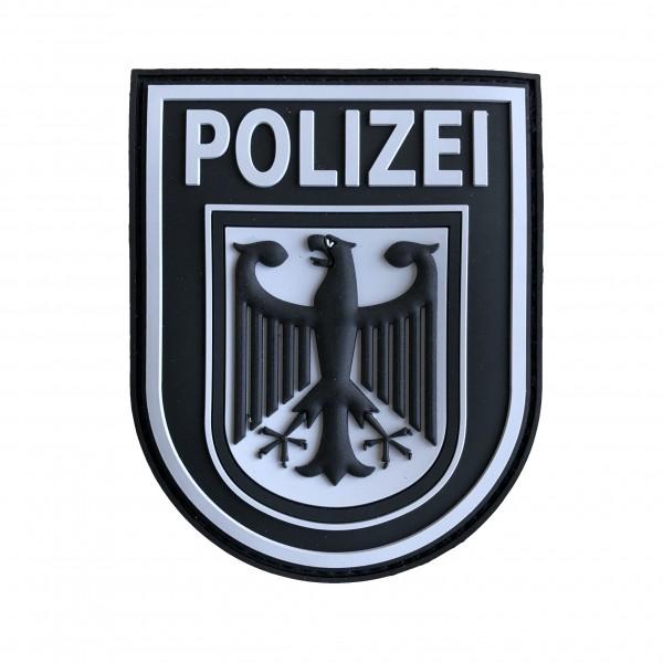 Black Defence Bundespolizei Patch Black Ops