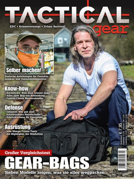 TACTICAL GEAR Ausgabe 3-2020