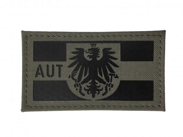 IR Hoheitsflaggen-Patch Österreich