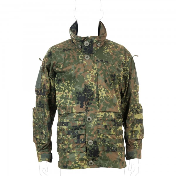 Striker Stealth Smock Flecktarn