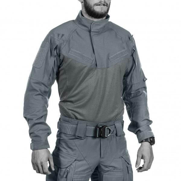 UF PRO Striker X Combat Shirt Steel Grey