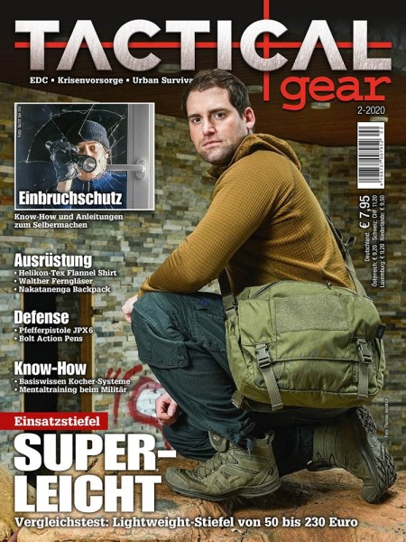 TACTICAL GEAR Ausgabe 2-2020