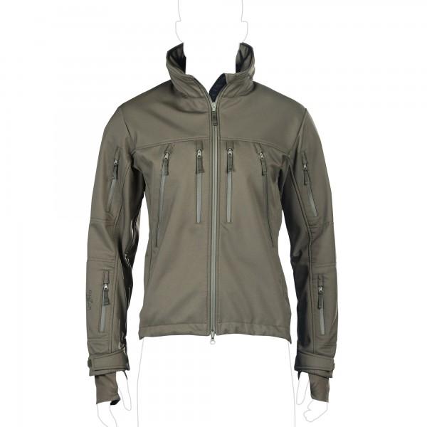 UF PRO® Delta Eagle 2 Softshell Jacke Steingrau/Oliv
