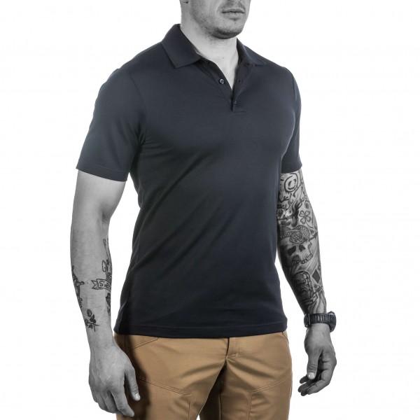 UF PRO Urban Polo Shirt schwarz