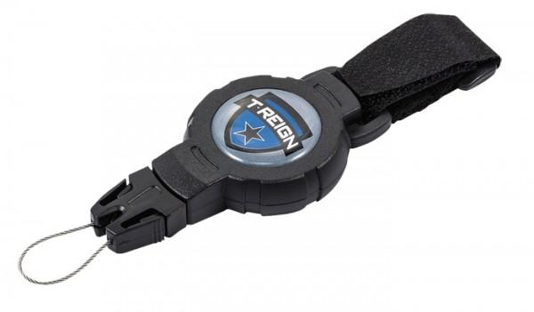 T-Reign Gear Ausrüstungshalter Black Medium Strap