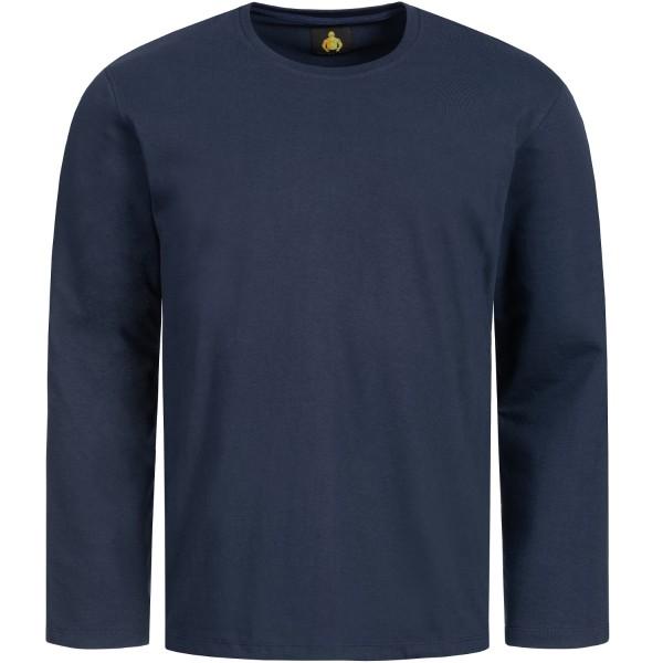 Brunnirok Schnittschutz-Shirt Siegburg Navy Blue