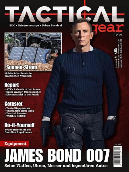 TACTICAL GEAR Ausgabe 3-2021